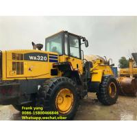 Buy cheap Energy Saving Used Wheel Loaders 100 % Original Imported Condition product