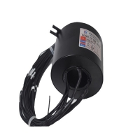 Buy cheap Integrated Signals IP54 ID 50mm Through Hole Slip Ring product