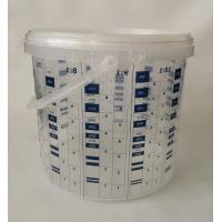 Quality 4000ml paint mixing cup measuring printed cup calibrated-up cup disposable for sale