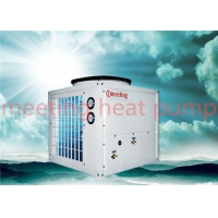 Buy cheap Meeting 12KW Air-cooled module Trinity Air source heat pump hot water unit Hot water heating air conditioning unit product
