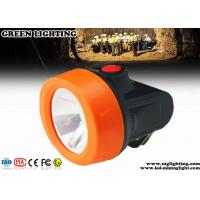 Buy cheap Waterproof Miners Cap Lamp , Explosion Proof Mining Hat Light with USB Charger product