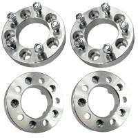 "32mm Wheel Spacers Adapters 5x4.5 to 5x5 | 1.25"" Thick 