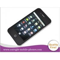 Buy cheap Capacitive mobile phone H2000,3.5inch A-GPS android phone H2000  product