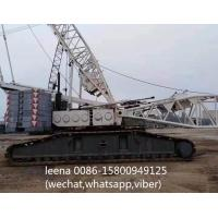 Buy cheap 2015 Year 360 Tons Used Crawler Crane Terex Powerlift 8000 Made In China from wholesalers