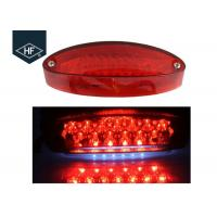 Buy cheap Universal Red 12V LED Aftermarket Motorcycle Lights For Tail Rear Brake product