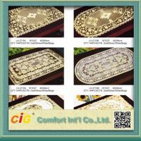Buy cheap Table Mats Design Vinyl Table Cloth 0.08mm - 0.30mm Thickness product