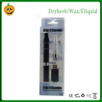 Buy cheap Dryherb Vaporizer 3 in 1 combo product