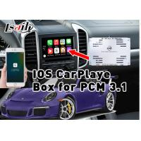 Buy cheap IOS Car Player Box for 2010-2016 Porsche Cayenne Panamera PCM3.1 from wholesalers