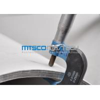 Buy cheap DN 100 114.3mm TP316L Stainless Steel Welded Pipe , Welding Round Pipe from wholesalers