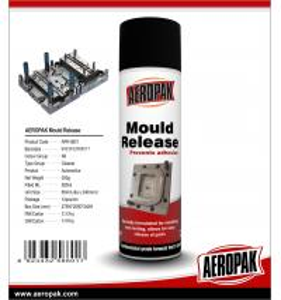 Buy cheap Aeropak 500ml Mould Releaser product