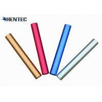 Buy cheap Customized Size Extruded Aluminum Tube Profile High Corrosion Resistant product