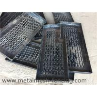 Buy cheap Custom-Made Special Size Grip Strut Grating , Grip Strut Walkway Grating Of 4mm Carbon Plate from wholesalers