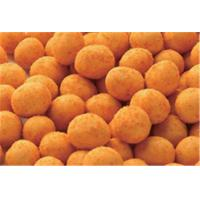 Buy cheap Yellow Color Coated Spicy Coated Peanuts Crackers Healthy Safe Raw Ingredient product