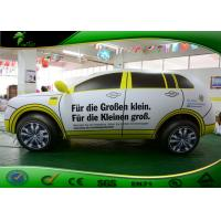 Buy cheap Custom Logo Car Shaped Inflatable Model / Inflatable Car Replica For Promotion product