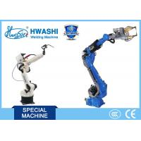 Buy cheap HWASHI Automatic Industrial Robot  Arm for Multipoint Sheet Welding product