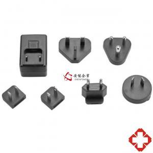 Buy cheap IEC/En/UL 60601 Standard 6W 4.5W Medical Power Supplies with Interchangeable Plugs product