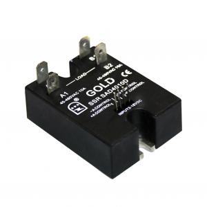 Buy cheap 2 Phase AC Gold Solid State Relay product