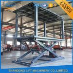 Buy cheap Mini Lift 2500 3000 Hydraulic Scissor Car Lift product