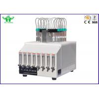 Buy cheap EN 14112 Automatic Oxidation Stability of Fatty Acid Methyl Esters (FAME) Analyzer product