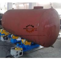 Buy cheap Variable Speed Self Aligned Pipe Welding Rotator 10 Ton Rotary Capacity product