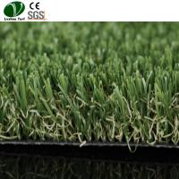 Buy cheap Party Decoration Artificial Grass For Outside / 25mm Green Grass Outdoor Mat from wholesalers