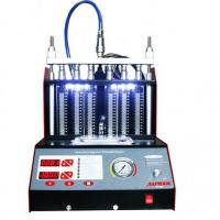Buy cheap CT200 Testing Fuel Injector Cleaning Machine , Petrol Injector Cleaner Machine product