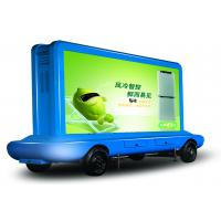Buy cheap High definition RGB mobile led screen truck advertising p6 p8 p10 waterproof product