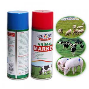 Buy cheap B1003 Article Tinplate  Acrylic 400ml Animal Marking Paint product