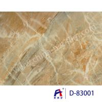 Buy cheap Limestone PVC Coating Decorative Film For Doors 0.12-0.16mm Thickness product