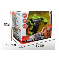 "Buy cheap Friction Powered Children's Transformer Toys Collision Deformation Robot Car 5.7 "" product"