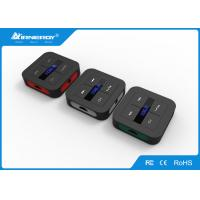 Buy cheap colorfull Bluetooth Audio Receiver , V3.0 Car MP3 Player FM Transmitter product