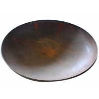 Buy cheap Buttwelded 2mm Thick Sch160 Carbon Steel End Cap from wholesalers