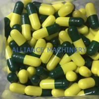 Buy cheap Precise Gelatin Capsule Shell Customize Color Printing Provide Variety Sizes from wholesalers