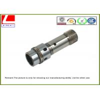 China CNC Machining stainless steel shafts on sale