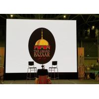 Buy cheap Indoor HD Stage LED Screen P3.91 , LED Video Wall Panel Screen 1920HZ Refresh Rate from wholesalers