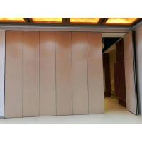 Buy cheap Commercial Aluminum Operable Movable Folding Partition Walls for Classroom from wholesalers