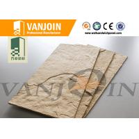 China Exterior Wall Flexible Ceramic Tile Long Uselife / Soft Brick Wall Panels on sale