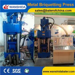 Buy cheap China Scrap Metal Sawdust Briquetting Presses product