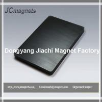Buy cheap Ceramic Magnets Block 6 x 4 x 0.5, Package of 1 Hard Ferrite Magnet product