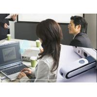 Buy cheap Small Green Eco-friendly Usb Ionic Air Purifier for Computers with rotate protective cover from wholesalers