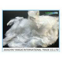 Buy cheap Virgin Spinning Poly Staple Fibre 2.8 Denier Mid Tenacity Easy To Process product