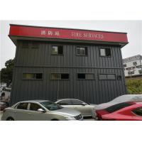 Buy cheap Light Steel Structure Building For Two-Storey Fire Station product