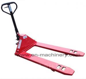 Buy cheap PLATFORM HAND TRUCK/hand pallet truck China hydraulic hand pallet truck product