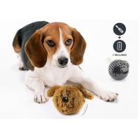 Buy cheap Interactive Shaking Bouncy Plastic Dog Balls Auto Bounce / Squeak For Entertaining product