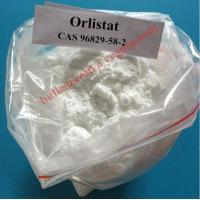 China Legal Fat Burning Steroids Powder Orlistat For Antiobesity agent CAS 96829-58-2 on sale