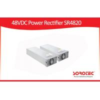 Buy cheap High Power Efficiency 92% SR -4820 Power Supply 48vdc 80-300vac Input Voltage product