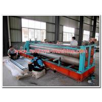 Buy cheap Barrel Type Metal Roof Sheets Corrugation Machine for Full Hard Steel Material 0.15-0.40mm Thick product