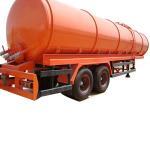 Buy cheap Vacuum tank trailer product
