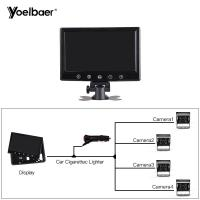 Buy cheap CCD Car Reverse Vehicle Reversing Systems 9 Inch LCD For Bus Truck Trailer product