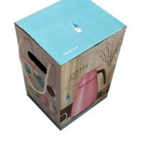 Buy cheap Folding Carton Industry B-flute Corrugated Color Printing Bottle Packaging Boxes from wholesalers